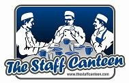 The staff canteen logo
